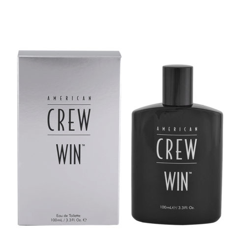 American Crew Win Fragrance 100ml - profumo da uomo