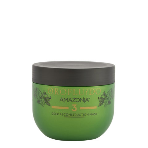 Orofluido Amazonia Step 3 Deep Reconstruction Mask 500ml - maschera ristrutturante