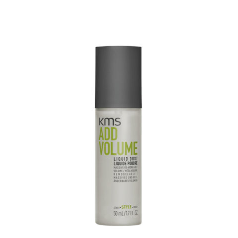 KMS AddVolume Liquid Dust 50ml - polvere volumizzante liquida