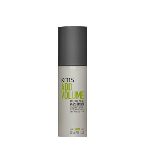 KMS Add Volume Texture Creme 75ml - Crema Texturizzante