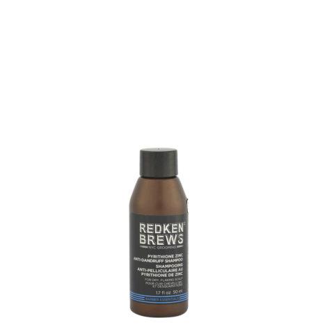 Redken Brews Man Anti-dandruff Shampoo 50ml - shampoo antiforfora