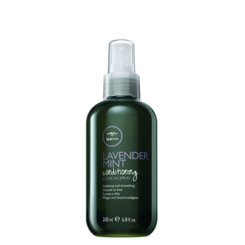 Paul Mitchell Tea tree Lavender mint Conditioning Leave-in Spray 200ml - balsamo spray senza risciacquo