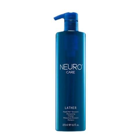 Paul Mitchell Neuro Care Lather HeatCTRL Shampoo 272ml - shampoo protezione calore