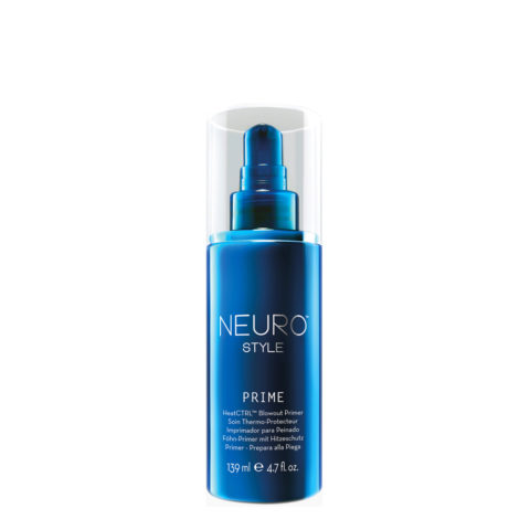 Paul Mitchell Neuro Style Prime HeatCTRL Blowout Primer 139ml - pre-styling protettivo dal calore