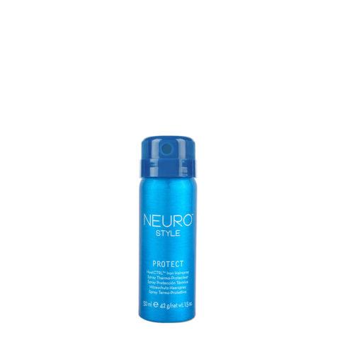 Paul Mitchell Neuro Style Protect HeatCTRL Iron Spray 50ml - spray protettivo calore