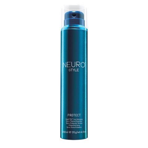 Paul Mitchell Neuro Style Protect HeatCTRL Iron Spray 205ml - spray protettivo calore