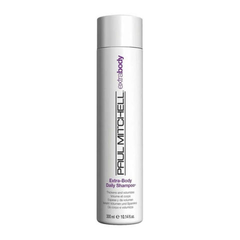 Paul Mitchell Extra body Shampoo 300ml - shampoo volumizzante per capelli fini