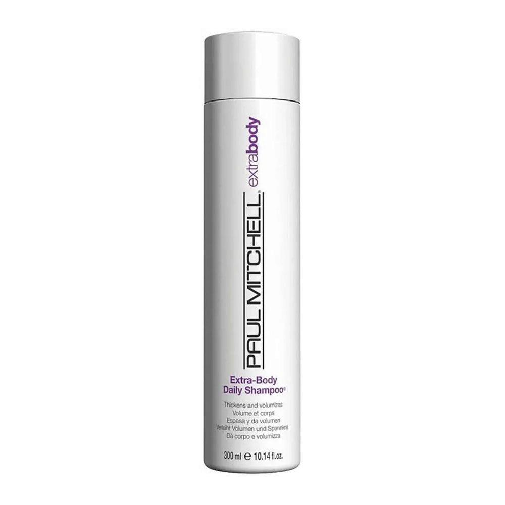 Paul Mitchell Extra body Shampoo 300ml - shampoo volumizzante per capelli fini