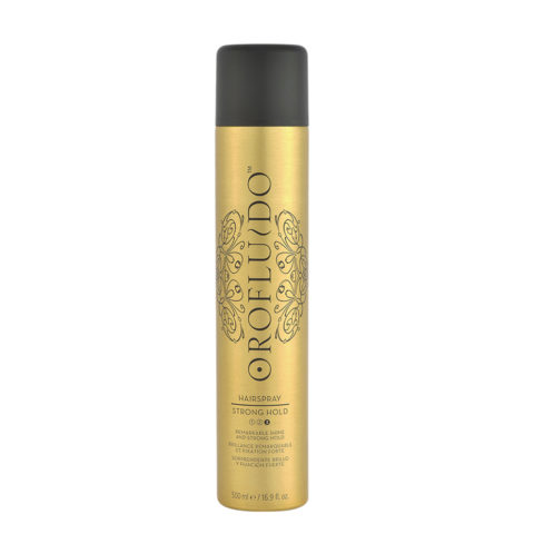 Orofluido Hairspray Strong Hold 500ml - lacca forte