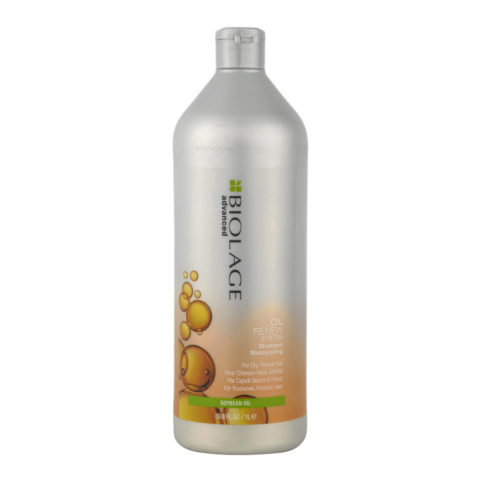 Biolage advanced Oil renew Shampoo 1000ml - Shampoo Idratante