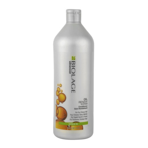Biolage advanced Oil renew Conditioner 1000ml - Balsamo Idratante
