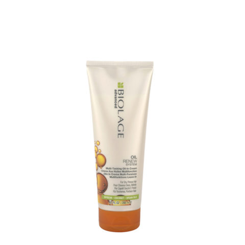 Biolage advanced Oil Renew Multitasking oil in cream 200ml - crema senza risciacquo