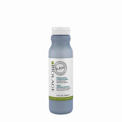 Biolage RAW Rebalance Conditioner 325ml - balsamo riequilibrante