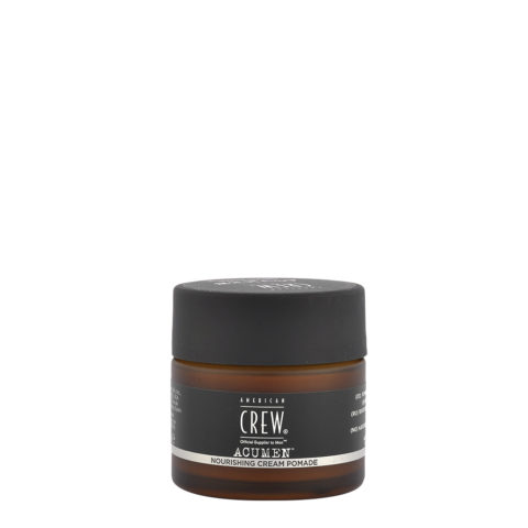 American Crew Acumen Nourishing Cream Pomade 60gr - Crema Styling Nutriente