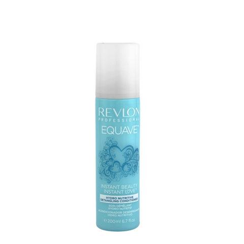 Revlon Equave Hydro nutritive Detangling conditioner 200ml - balsamo spray idratante