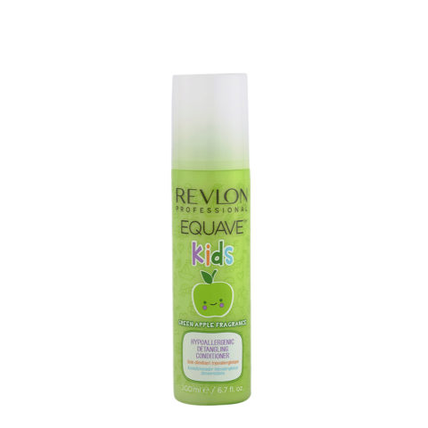 Revlon Equave Kids Green Apple balsamo spray ipoallergenico per bambini 200ml