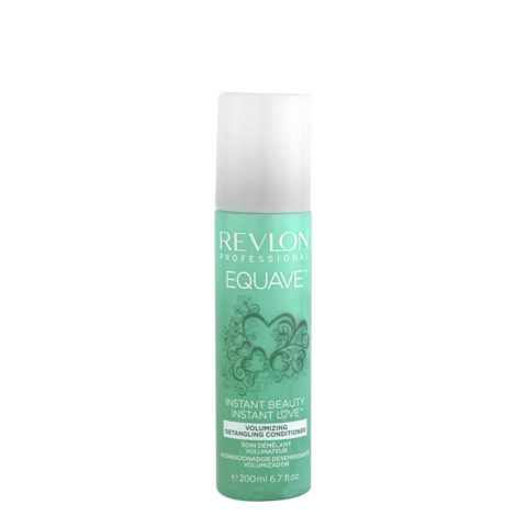 Revlon Equave Volumizing balsamo spray Volume per Capelli Fini 200ml