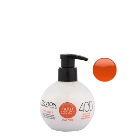 Revlon Nutri Color Creme 400 Mandarino 270ml - maschera colore