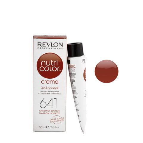 Revlon Nutri Color Creme 641 Castagna 50ml - maschera colore
