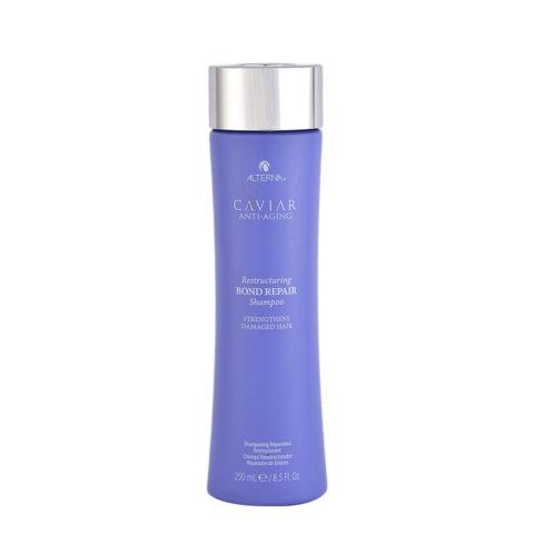 Alterna Caviar Restructuring Bond repair Shampoo 250ml - shampoo ricostruttore