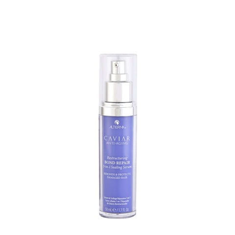 Alterna Caviar Restructuring Bond repair 3 in 1 Sealing Serum 50ml - siero 3 in 1
