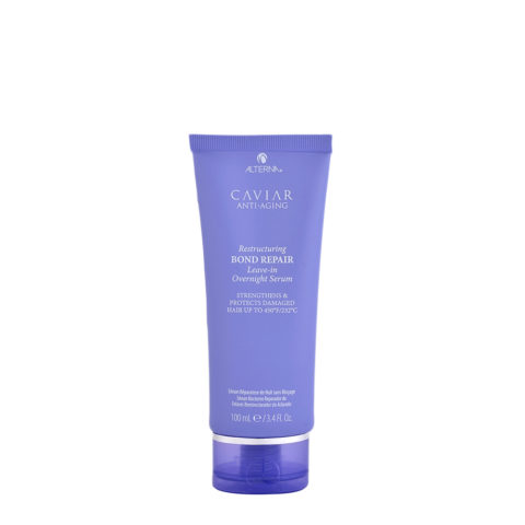Alterna Caviar Restructuring Bond repair Leave in Overnight Serum 100ml - siero notte