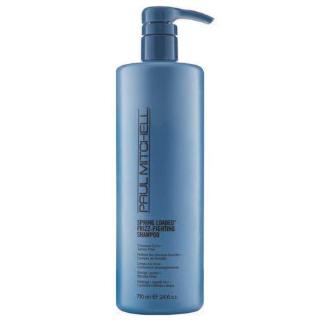Paul Mitchell Curls Spring Loaded Frizz-Fighting Shampoo 710ml - shampoo capelli ricci
