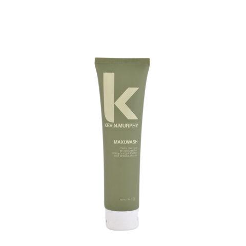Kevin murphy Shampoo maxi wash 100ml - Shampoo purificante