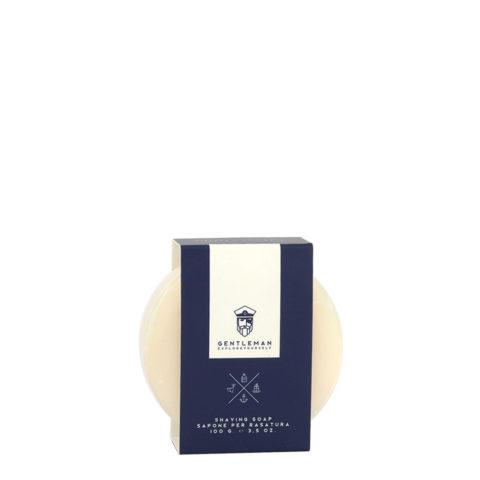 Naturalmente Gentleman Shaving Soap 100gr - sapone per rasatura