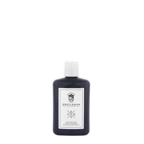 Naturalmente Gentleman Moisturizing Hair Shampoo 250ml - shampoo idratante