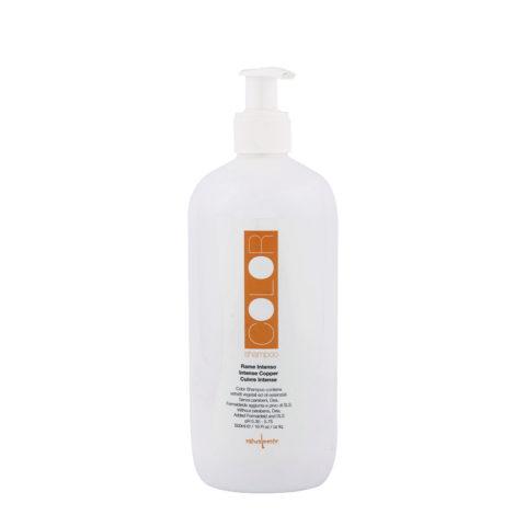 Naturalmente Color Defence Shampoo Rame Intenso 500ml - per capelli ramati