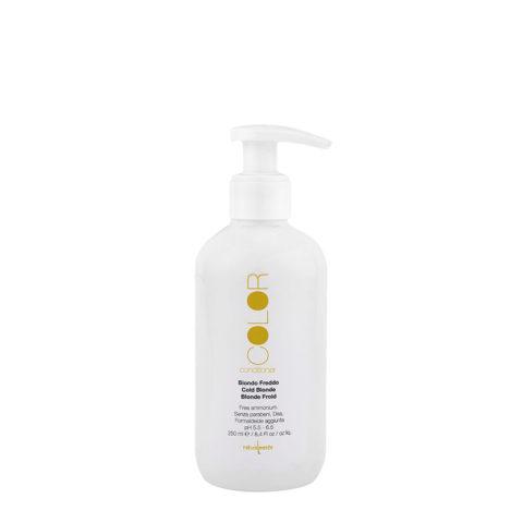 Naturalmente Color Defence Conditioner Biondo Freddo 250ml - balsamo per capelli biondi freddi