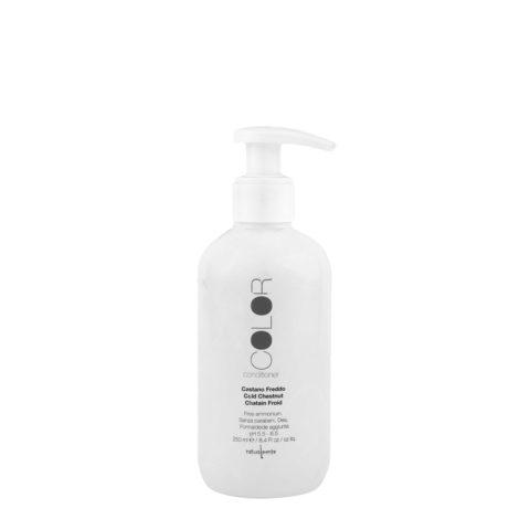 Naturalmente Color Defence Conditioner Castano Freddo 250ml - balsamo per capelli castani freddi o biondi