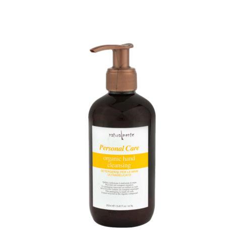 Naturalmente Organic Hand Cleansing 250ml - sapone mani naturale
