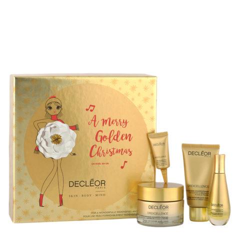 Decléor A Merry Golden Christmas per una pelle ridensificata