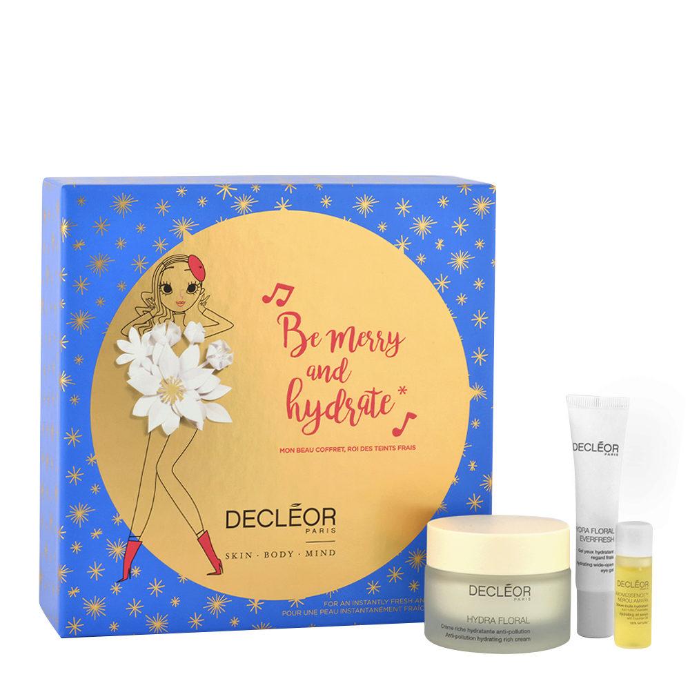 Decléor Be Marry and hydrate.. per una pelle fresca e luminosa