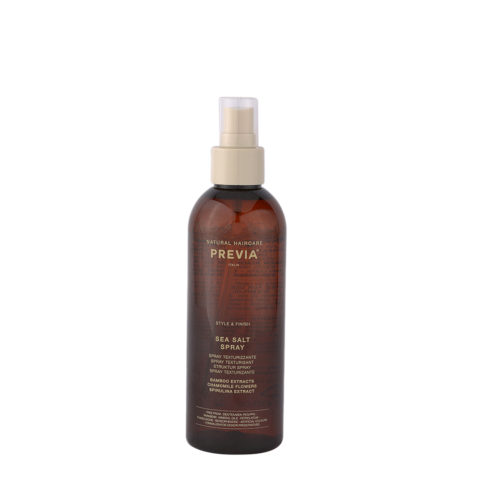 Previa Sea salt Spray 200ml - spray al sale marino