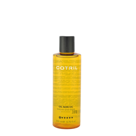 Cotril Creative Walk Oil Non Oil Texture and shine 200ml - Olio Di Bellezza Per Capelli