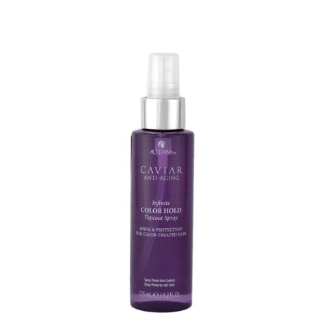 Alterna Caviar Anti-aging Infinite Color Hold Topcoat Spray 125ml - spray lucidante colore