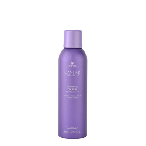 Alterna Caviar Multiplying Volume Styling Mousse 232gr - schiuma ispessente