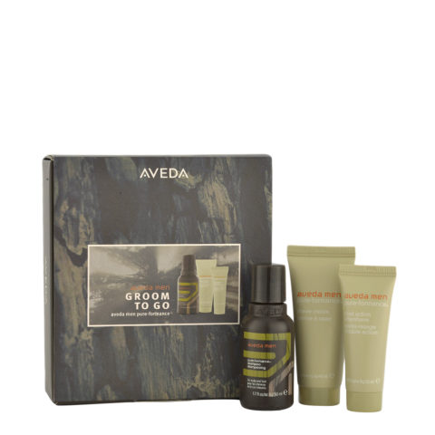 Aveda Men Kit Groom to go
