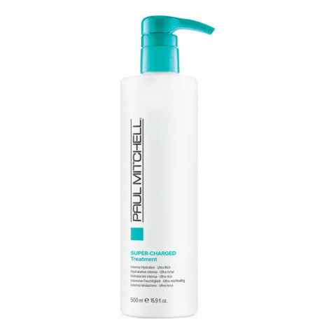 Paul Mitchell Moisture Super charged Treatment 500ml - balsamo idratante per capelli molto secchi