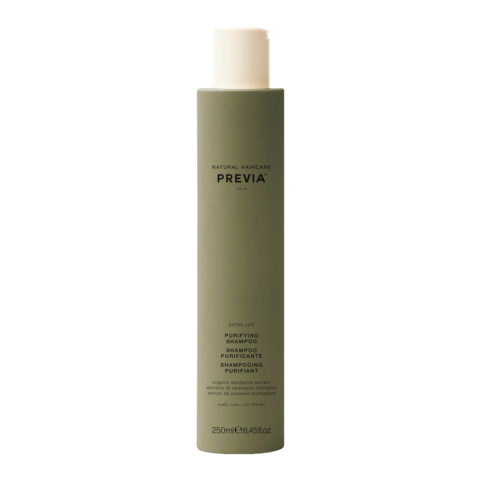 Previa Organic Purifying Shampoo 250ml - shampoo antiforfora