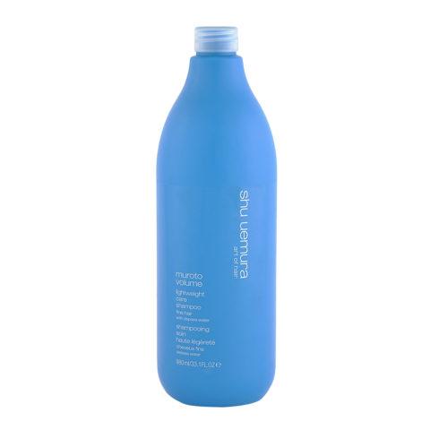Shu Uemura Muroto Volume Shampoo 980ml - Shampoo volumizzante