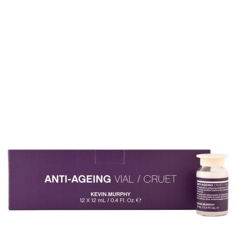 Kevin Murphy Treat. me Anti ageing vial cruet 12x12ml - fiale antietà per capelli maturi