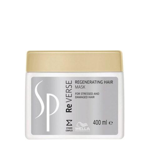 Wella SP Reverse Regenerating hair mask 400ml - maschera per capelli stressati e danneggiati