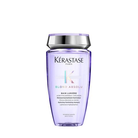 Kerastase Blond Absolu Bain lumiere 250ml - shampoo illuminante capelli biondi