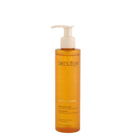 Decléor Aroma Cleanse Huile Micellaire 200ml - olio micellare