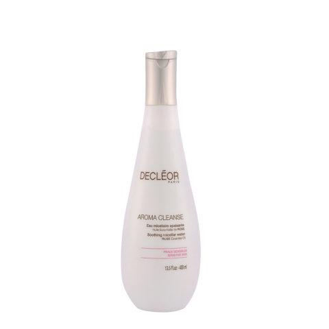Decléor Aroma Cleanse Eau Micellaire Apaisante 400ml - acqua micellare alla rosa