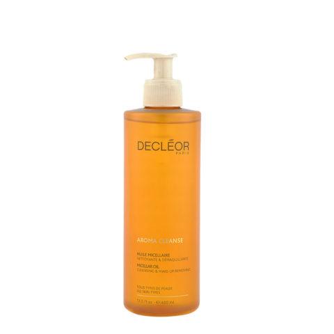 Decléor Aroma Cleanse Huile Micellaire 400ml - olio micellare